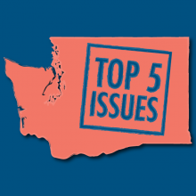 Top 5 Issues regarding our state tax code image